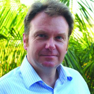 A photo of MBA Director, Griffith Business School - Associate Professor Christopher Fleming